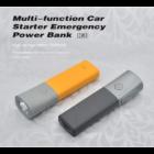 Jump starter - akkumulátor gyorsindító és powerbank