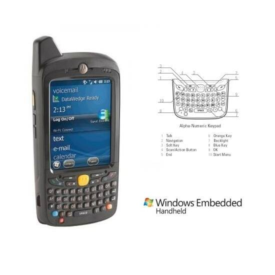 Motorola / Symbol MC67
