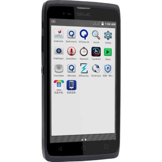 SEUIC CRUISE1 PDA - RFID, Bluetooth, 2D imager szkenerrel