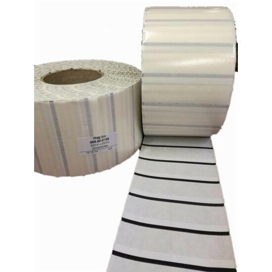 32X20mm(X5) Fasson PVC Matt Cl