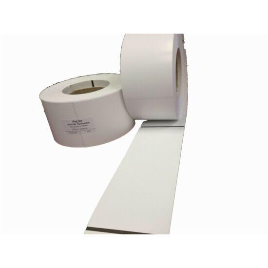 215,9 x 76 mm perforált karton