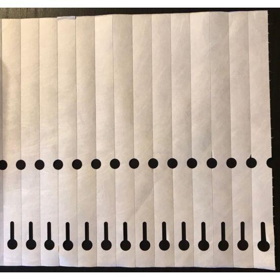 17,2x220mm nagy önrögzítős faiskolai címke - tyvek