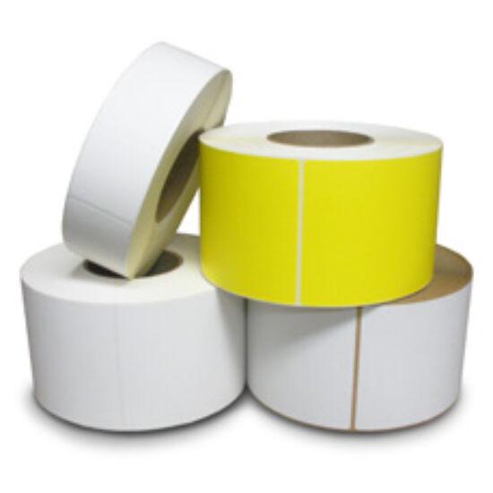 13x45 mm papír PBA címke