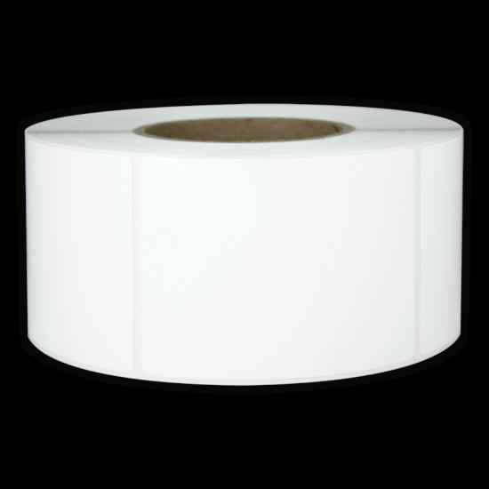 40x70mm PP gloss - fényes műanyag címke