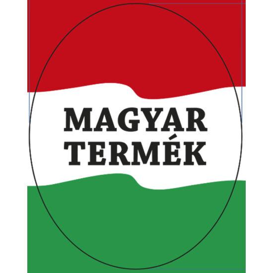 Magyar termékek 40 x 50 ovál címke