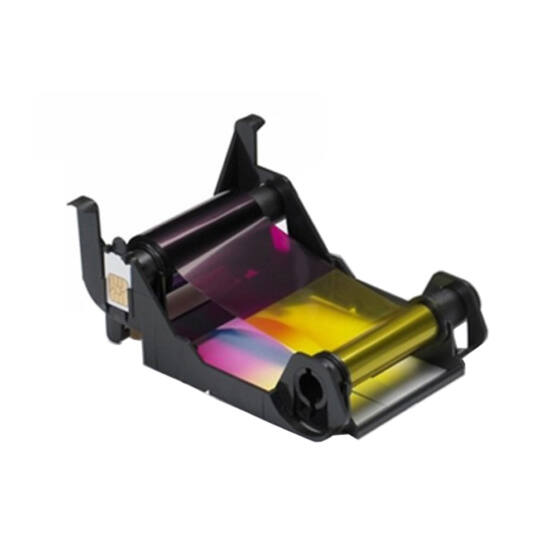 Zebra ZXP 1 festékszalag színes