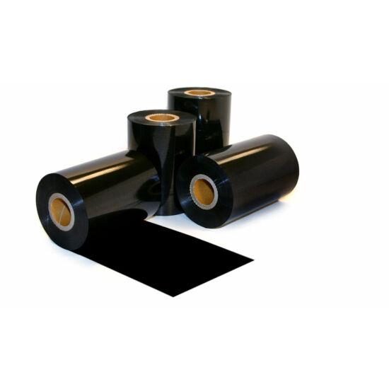Premium 121 TTR festékszalag - wax - 75mm x 450m