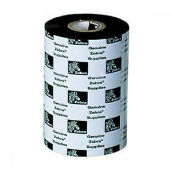 Zebra 2300 Standard Wax festékszalag 131mm x 450m - OUTLET