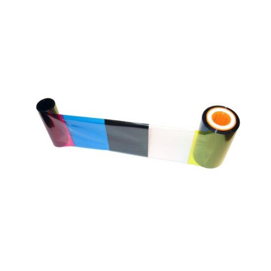 DCP360 5-Panel (Y,M,C,K,OP) Color Ribbon