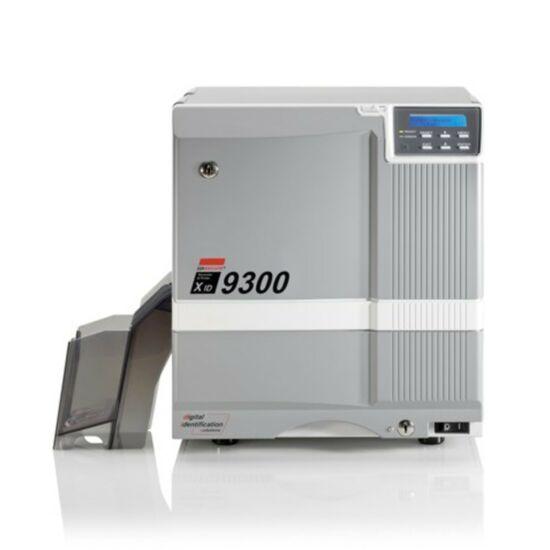XID 9300 kétoldalas retranszfer kártyanyomtató