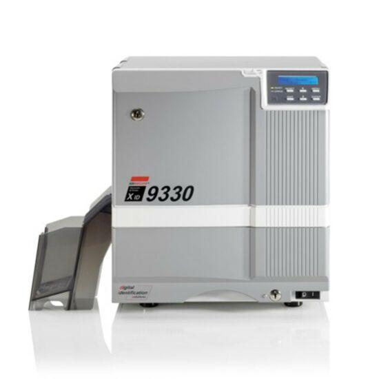 XID 9330 kétoldalas retraszfer kártyanyomtató - biztonsági zárakkal