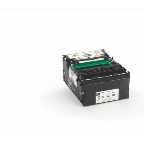 Zebra KR 403 kioszk nyomtató Mono - 203 dpi - USB