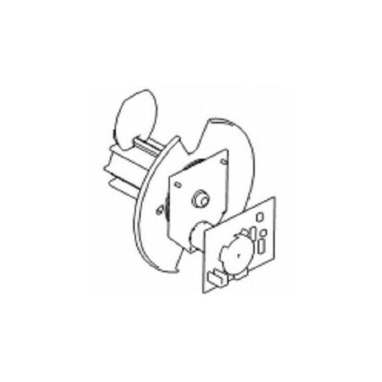 Zebra 110Xi4 203 és 300 dpi média visszacsévélő KIT