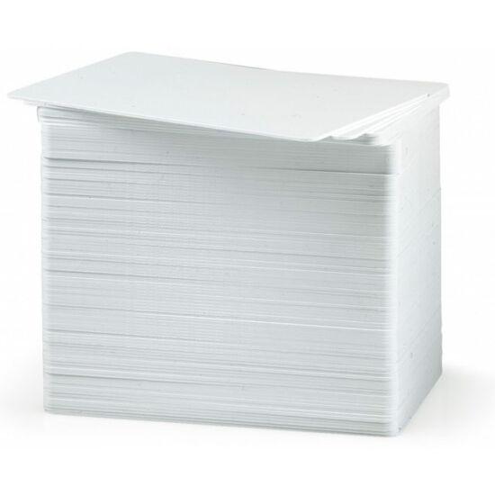 Zebra PVC plasztikkártya 30 mil - 500 db/csomag