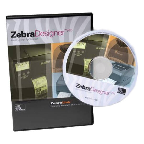 ZEBRA DESIGNER PROFESSIONAL V2