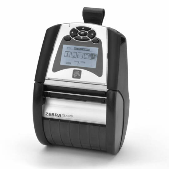 Zebra QLn 320 mobilnyomtató - Monochrome