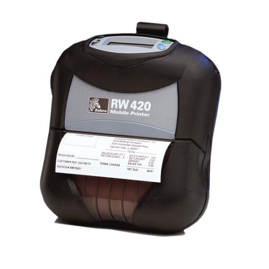 Zebra RW420 mobil nyomtató