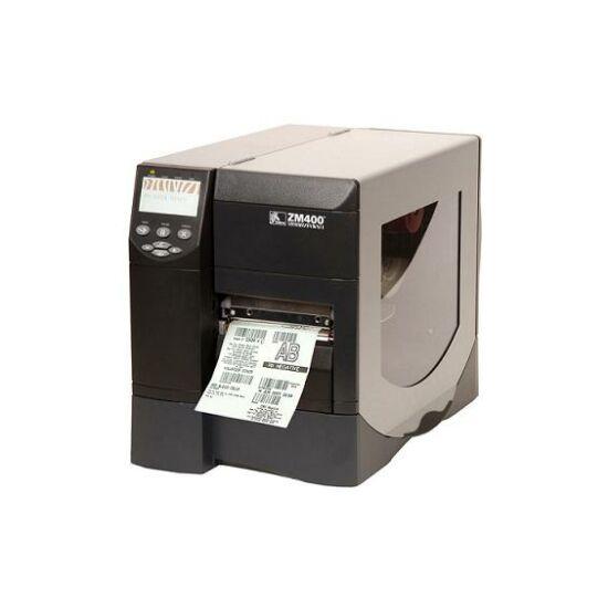 Zebra 140Xi4 ipari TT RS232/PAR & USB IN vonalkód nyomtató - 203 dpi