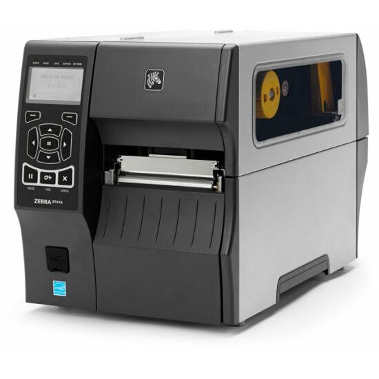 Zebra ZT410 for mid-range TT vonalkód nyomtató - 600 dpi